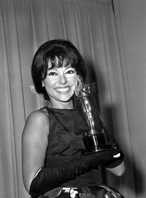 rita moreno at oscars 17 best images about west side story of rita moreno on