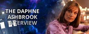 The Daphne Ashbrook Interview – The Doctor Who Big Blue ...