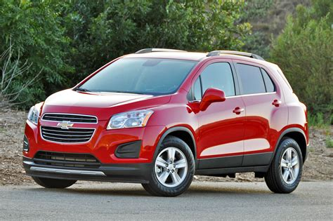 Small Chevrolet Suv by 2015 Chevrolet Trax Archives Autoweb