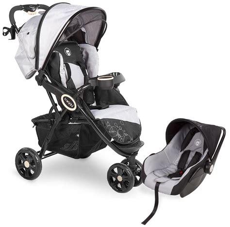 poussette siege auto bebe poussette siège auto set dingo pliante landau buggy bébé