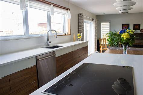 cuisine 2015 tendance armoires de cuisine en placage de noyer cuisines despro