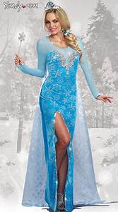 Ice Queen Costume Sexy Fairytale Costume Sexy Queen Costume