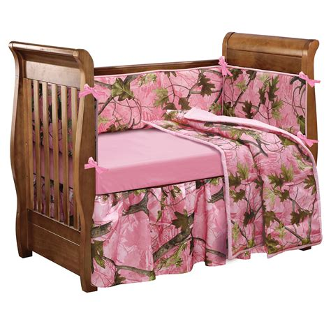 pink camouflage comforter sets 4 piece pink camo baby