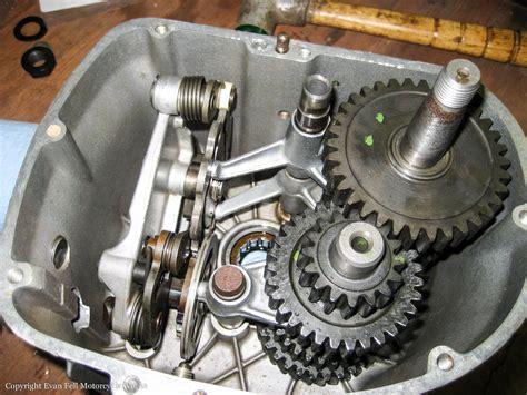 Rebuilding A Bmw R80 Airhead Transmission