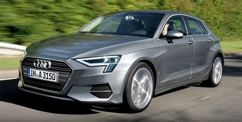 2019 Audi A3 3rd Generation Wider & Sporty