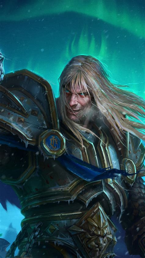 The true queen of lordaeron. Arthas Menethil HD wallpapers, Backgrounds