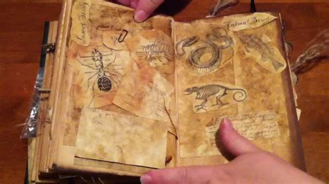 witchs spell book youtube