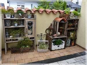 weinkisten wohnen und garten foto herbstdeko With französischer balkon mit haus und garten magazin