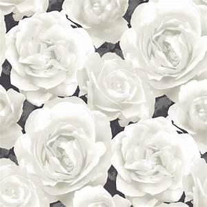 White Rose Background - WallpaperSafari