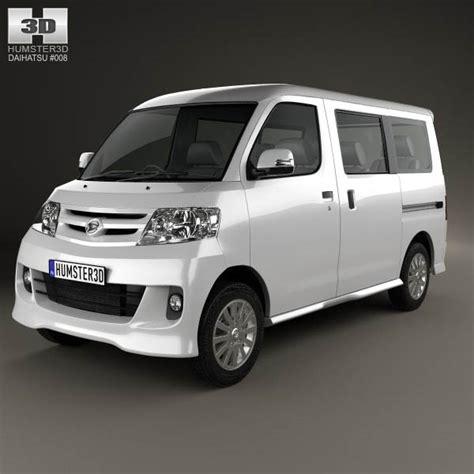 Daihatsu Luxio Modification by Daihatsu Luxio 2013 3d Model For In Various Formats
