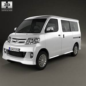 Daihatsu Luxio 2013 3d Model For Download In Various Formats