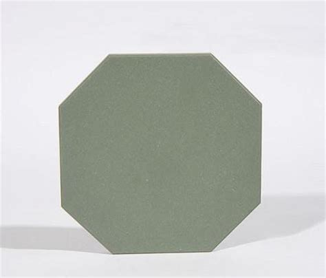 octagon tile green original features