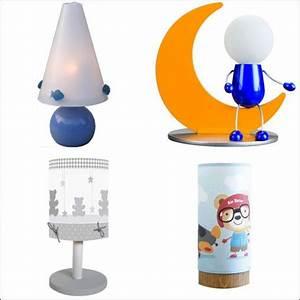 Lampe De Chevet Garçon : lampe de chevet enfant ~ Dailycaller-alerts.com Idées de Décoration