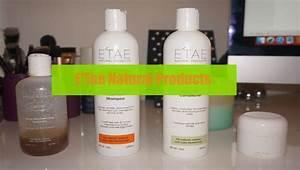 Hair Straightening Natural Hair Using E39Tae Natural