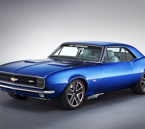 Muscle Car Wallpaper Hd