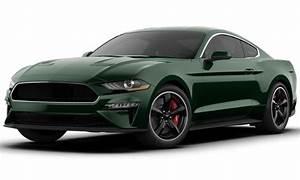 Dark Highland Green 2019 Ford Mustang