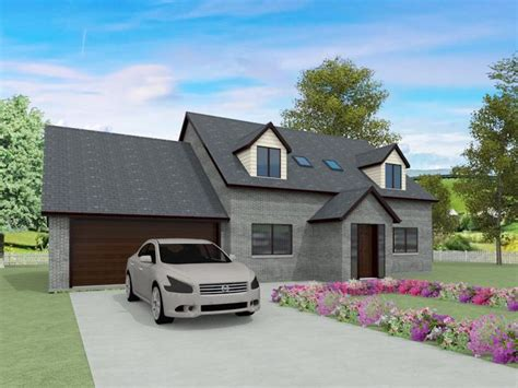 Dormer Bungalow by 18 Best Images About Self Build Dormer Bungalow On