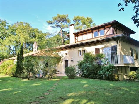 maison a vendre hossegor hossegor maison basque a vendre hossegor centre ville golf landes immobilier hossegor