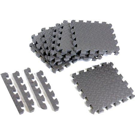 foam puzzle mat cap barbell antimicrobial foam tile puzzle mat 12 pieces