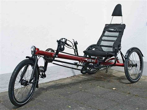 Three Wheel Recumbent Bikes Adults