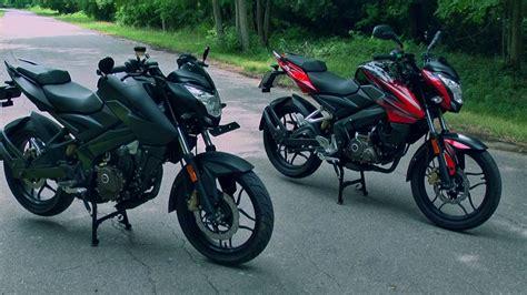 Bajaj Rouser by Test Drive Bajaj Rouser Ns 150 Ns 200 Doovi