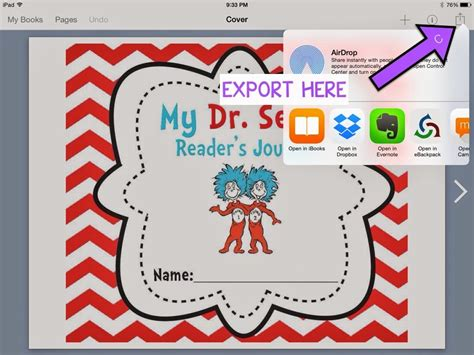 Creator For Teachers by Digital Interactive Notebooks With Book Creator Book