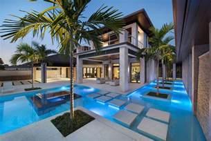 design custom home custom home in florida with swimming pool idesignarch interior design
