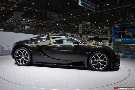 Bugatti At The Geneva Motor Show 2013