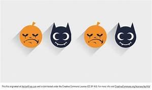 Visage Citrouille Halloween : halloween visage de la citrouille dans la conception plat t l charger des vecteurs gratuitement ~ Nature-et-papiers.com Idées de Décoration