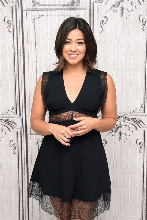 Gina Rodriguez's Hairstylist on Growing Out Short Hair the