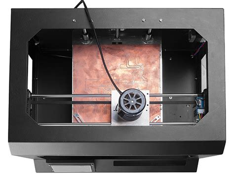 Ctc Electronic Launches 4in1 Hybrid 3d Printer On