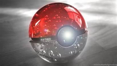 Pokemon Pokeball Balls Wallpapers Ball Poke Wazzy88