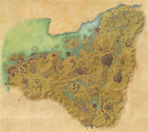 malabal tor map elder scrolls  guides