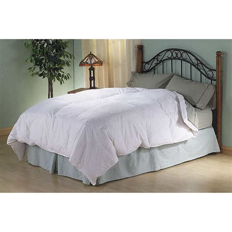 6 piece goose feather bed set 65565 comforters at