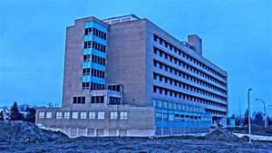 Abandoned Charles Camsell Hospital - Yegventures