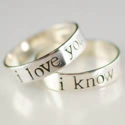 wedding ring sets his and hers cheap wars rings han leia pair of solid sterling silver