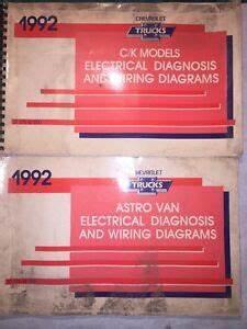 95 Chevy 3500 Wiring Diagram