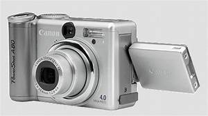 Canon Powershot A80 Manual User Guide And Specification