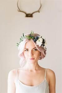 50 Floral Crown Styles Ideas Flowers In Her Hair