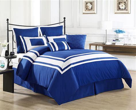 amazoncom cozy beddings lux decor  piece comforter set