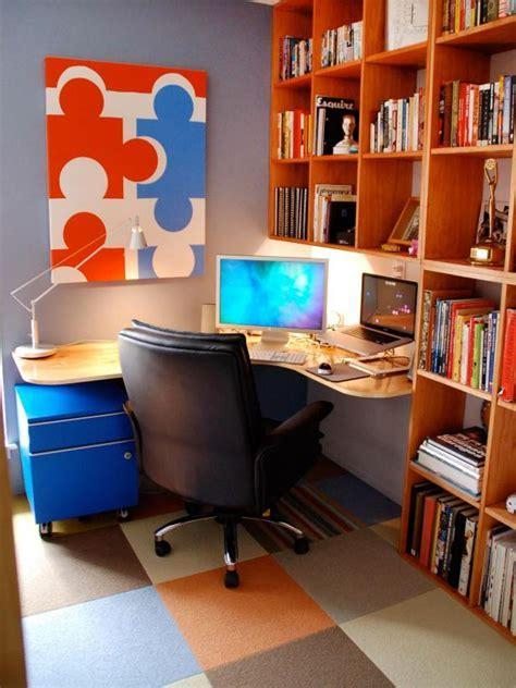 Vibrant Home Offices   HGTV