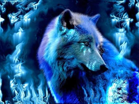 Permalink to Fantasy Wolf Wallpapers Hd