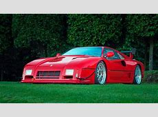 Motor1com Legends Ferrari 288 GTO Evoluzione