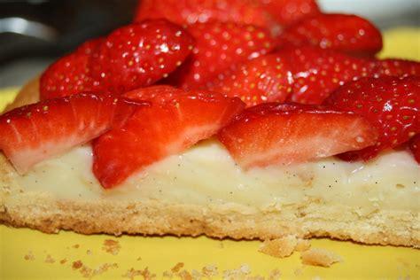 la cuisine de aux fraises la tarte aux fraises la cuisine facile d 39 estelle