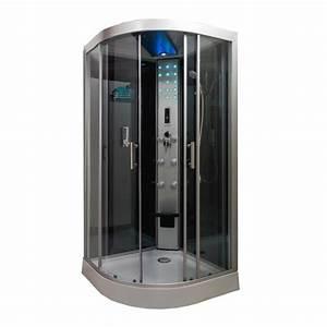 Cabine de douche achat vente cabine de douche pas cher for Carrelage adhesif salle de bain avec lampe led pince sans fil