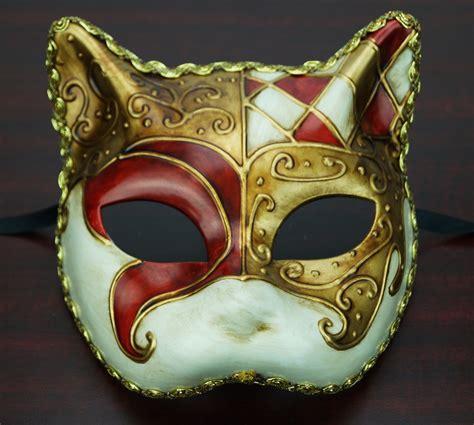 venetian cat mask traditional venetian cat mask