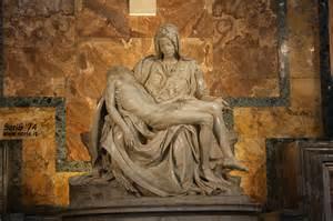 La pieta' di Michelangelo Flickr - Photo Sharing!