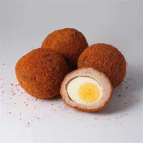 cuisine free scotch egg recipe dishmaps