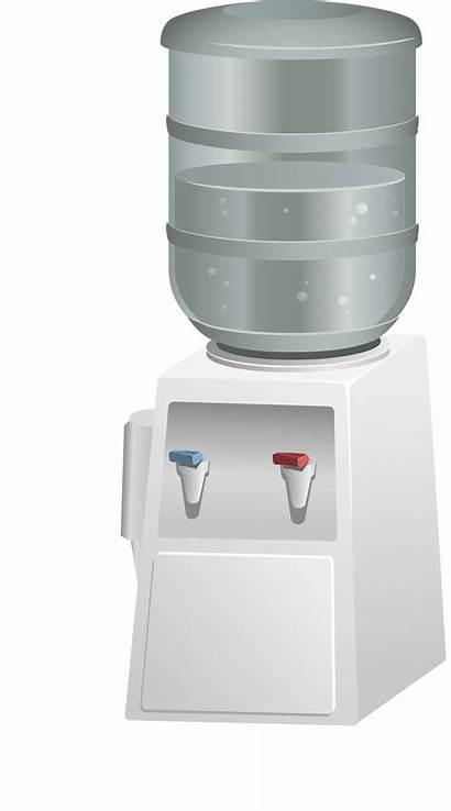 Water Clipart Cooler Transparent Clip Cool Dispenser