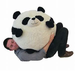 Peluche Géante Panda : les trouvailles d 39 internet pour bien commencer la semaine 116 ~ Teatrodelosmanantiales.com Idées de Décoration